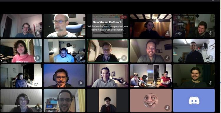 Phoenix November-Online Arbeitsphase 2020