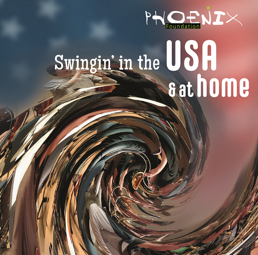 Swingin' in the USA – die neue Phoenix CD