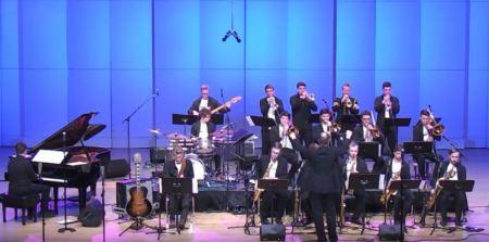 Konzert Brucker Hall Fort Myer - zu Gast bei der Armyblues Band